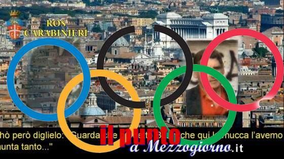 Pressing sulla Raggi per le Olimpiadi a Roma, un NO contro Mafia Capitale