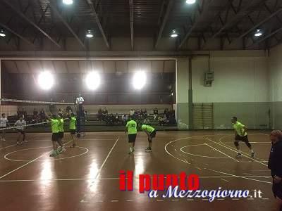 Volley maschile serie D: Prima sconfitta nel debutto in trasferta per il CUS Cassino Volley