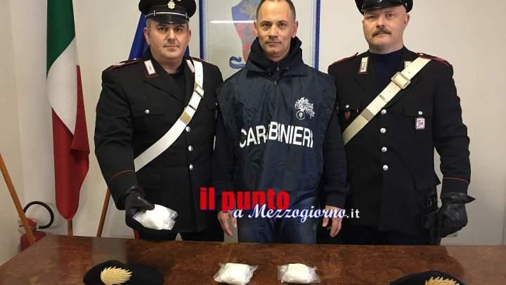 Arrestati dai Carabinieri due importanti spacciatori di droga