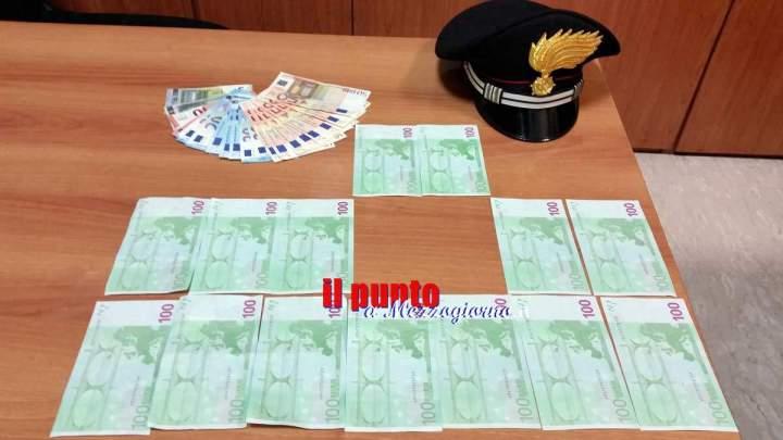 Ceccano – Dalla capitale a fare compere con soldi falsi, arrestati un 32enne ed una 34enne