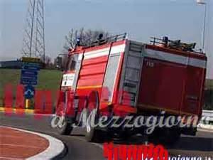 Incendio in Comune a Cassino, bruciate cartelle della Tosap