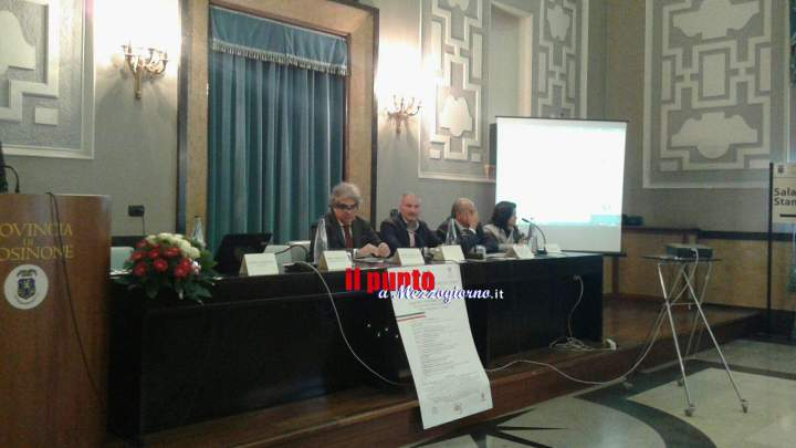 Provincia di Frosinone- Fordellone e Capaldi dell' Ugl medici sulla questione della riduzione dei distretti Usl