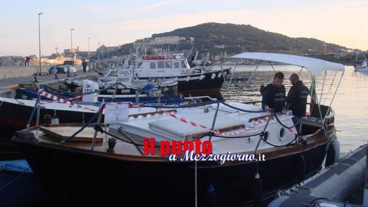 La Guardia Costiera di Gaeta sequestra unità da diporto: truffa aggravata e falso le ipotesi di reato