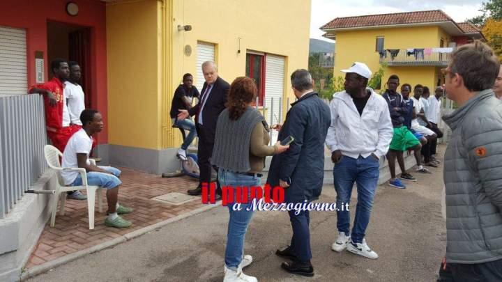 D'Alessandro scrive ancora al Prefetto sui migranti di via Vaglie