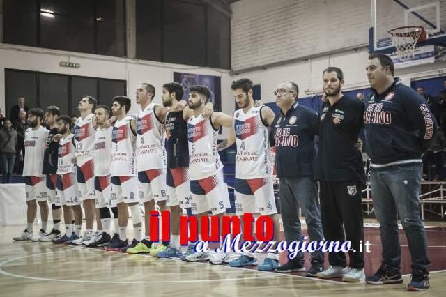 Basket serie B: Trasferta decisamente complicata per la Virtus Cassino a Cefalù