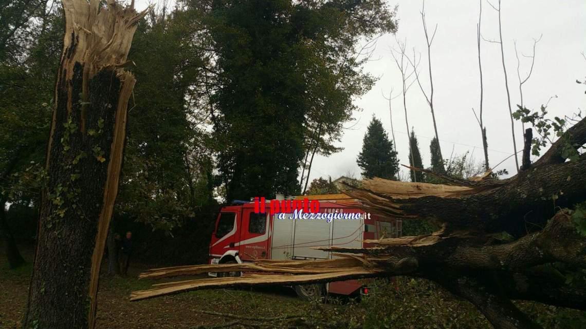 Pontecorvo – Maltempo, il sindaco ringrazia chi ha operato nell'emergenza