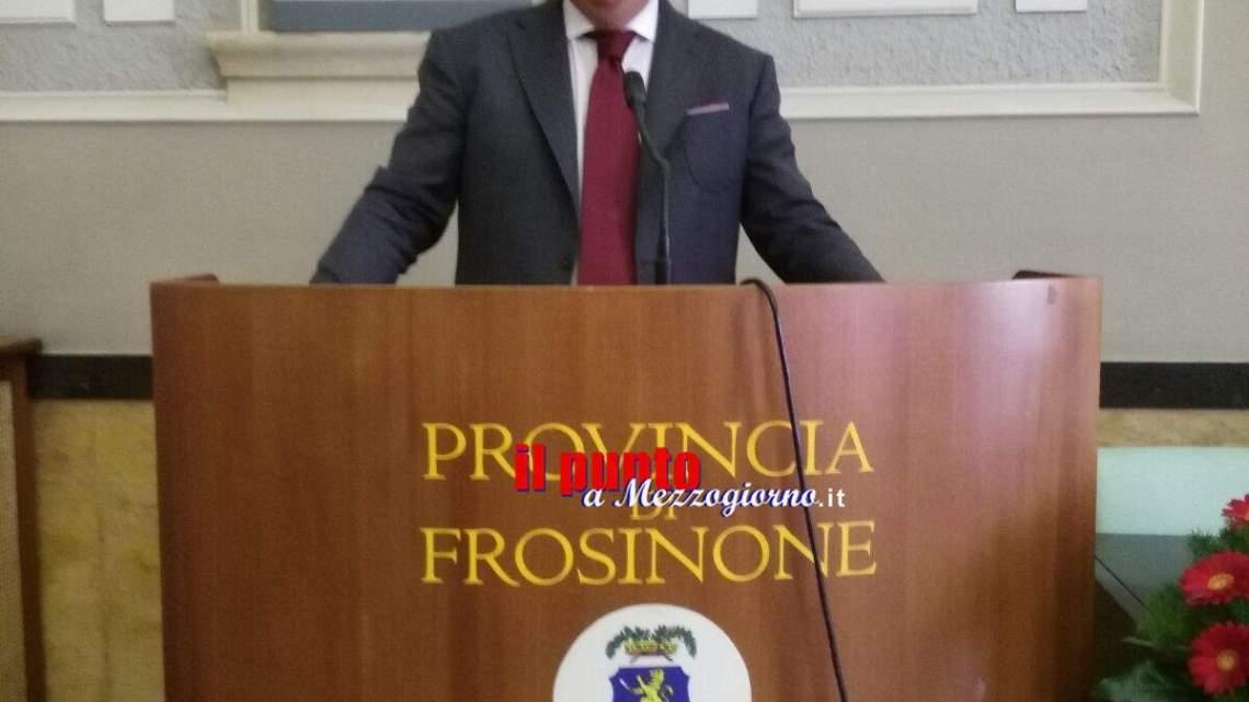 Frosinone sanità -Nomina Carrano, interviene il segretario nazionale di Ugl Medici, Filippo Fordellone