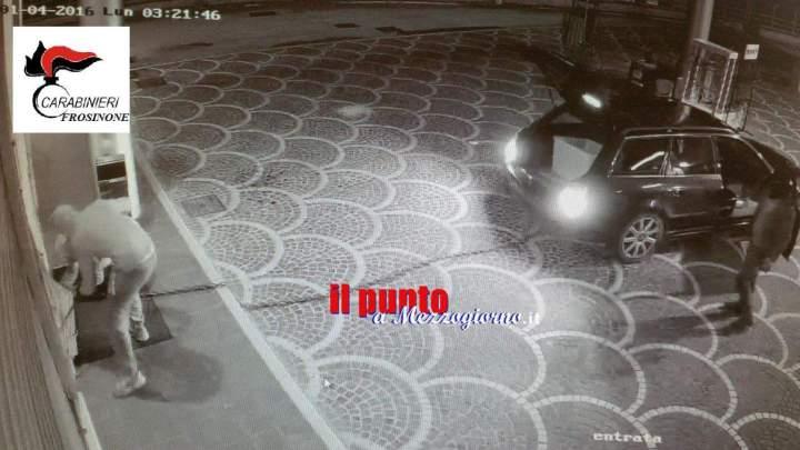 Ladri itineranti dalla Campania, sgominata la banda dell'Audi A4