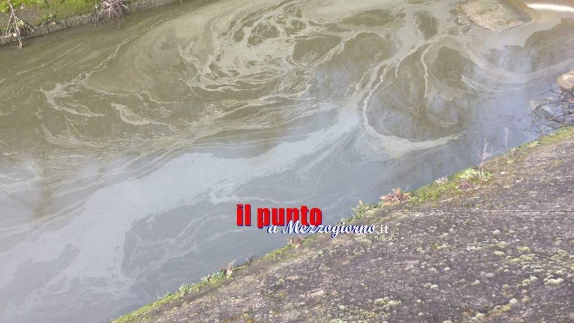 """Strana sostanza oleosa nel """"Vascone"""" a Piumarola. Preoccupazione tra i cittadini"""