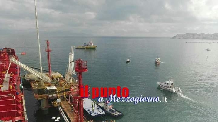 Guardia Costiera: Esercitazione antinquinamento nel porto di Gaeta