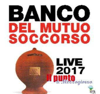 Musica e spettacoli a Velletri, successo per il concerto del Banco del Mutuo Soccorso