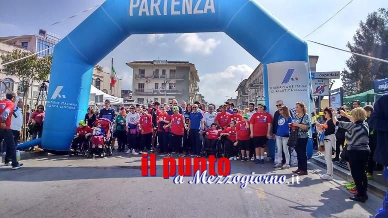 """II edizione """"Diversamente in marcia"""" festa dello sport contro le """"barriere culturali"""""""