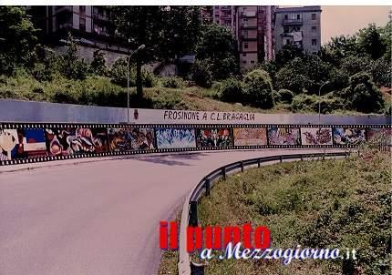 Murales di via Ciamarra: l'associazione che li realizzò scrive al sindaco. Ottaviani: Murales memoria storica