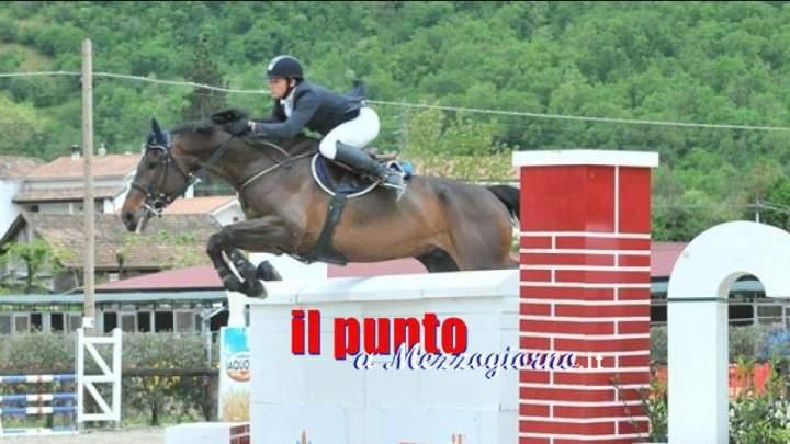 Campionati Centromeridionali ad Atina. Dal 4 al 7 maggio al Centro Ippico