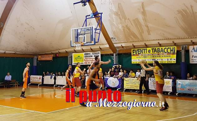 Basket serie D play off: Seconda vittoria esterna per la Pallacanestro Veroli, superata anche la Rent Max Roma Eur
