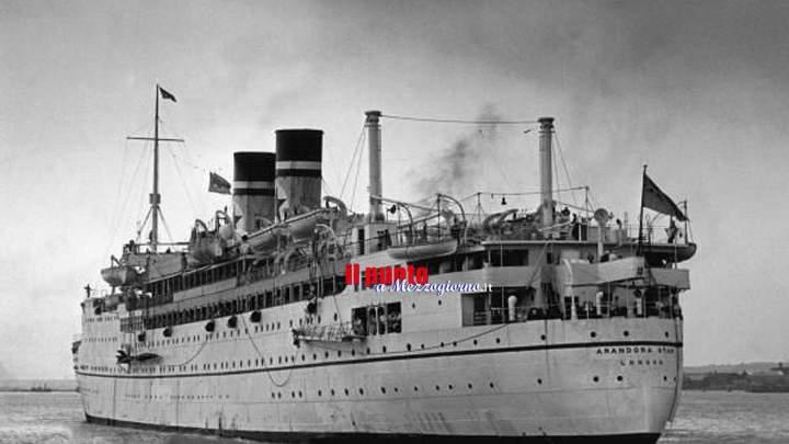 Tragedia dell'Arandora Star- a Picinisco una delegazione di soldati veterani britannici per commemorazione