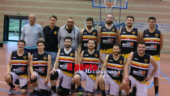 Basket C/Silver Playoff Gara 2: Veroli batte, 88-77, Stelle Marine e conquista il primo punto
