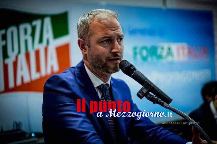 """Ciacciarelli """"Rotatoria San Giorgio a Liri su SS 630. Opera fondamentale per sviluppo attività economiche e viabilità"""""""