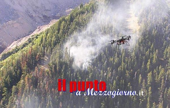 Incendi, dalla prefettura di Frosinone il piano antipiromani: monitoraggio con droni