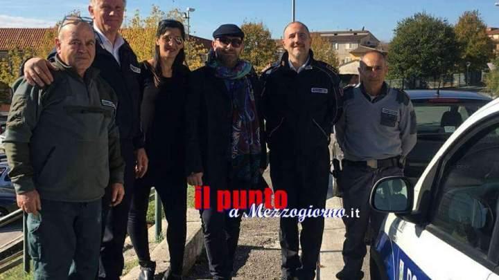 Abbandono di rifiuti a Piedimonte San Germano, arrivano le telecamere per incastrare i furbetti