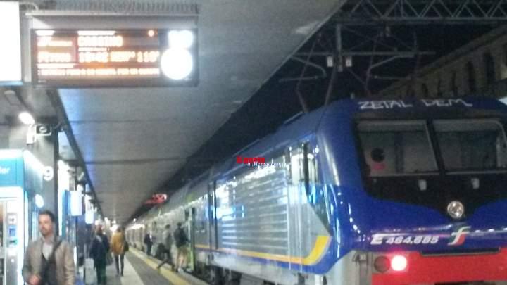 Roma Cassino, treni in ritardo di due ore