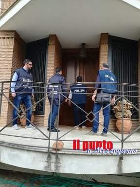 La Guardia di finanza sequestra una villa all'ex consigliere regionale Nicola Ferraro