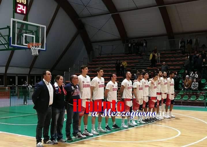 Derby d'alta quota al PalaVirtus arriva il Basket Scauri