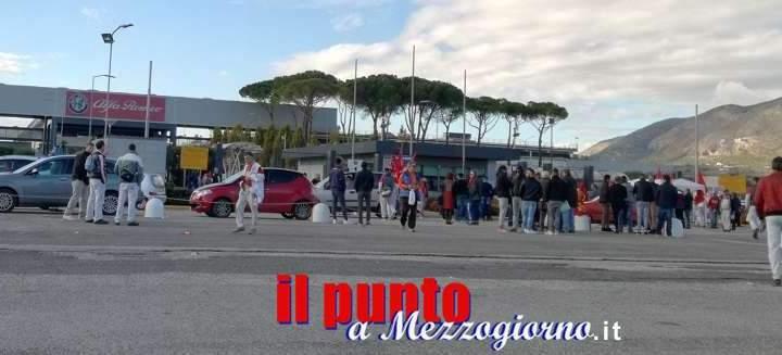 Alfa Romeo; altre ore di cassa integrazione oltre a quelle già in programma