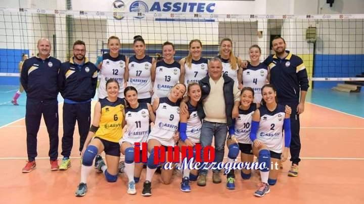 """Volley: Assitec 2000 """"Prestazione spettacolare"""" vince e convince!"""