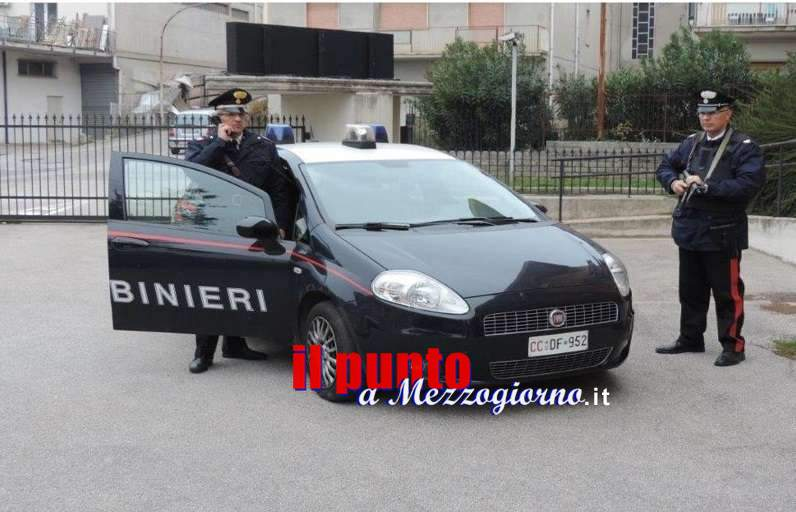 San Vittore del Lazio, assalto notturno alla banca: sradicato e rubato bancomat