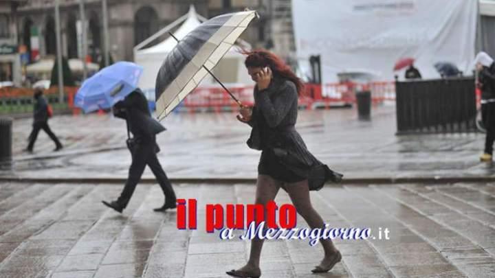 Maltempo: oggi e per trentasei ore sarà il vento forte a farla da padrone