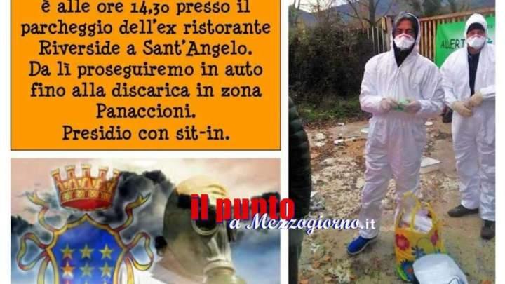 Cassino, Discarica di zona Panaccioni: Presidio con sit in sabato 23 dicembre