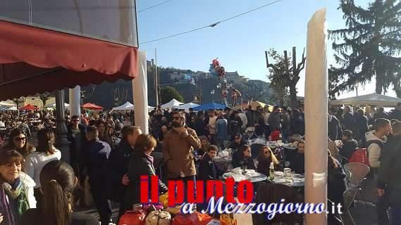 Roccasecca, tutto pronto per la Festa del Broccoletto dell'8 dicembre