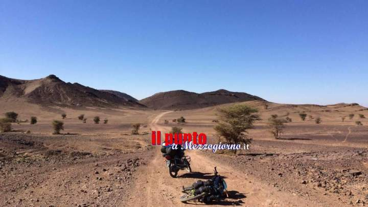 Un cassinate nel Sahara, continua l'impresa di Giuseppe in un territorio aspro ma tra gente ospitale