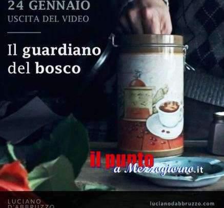 """Luciano D'Abbruzzo presenta il suo nuovo video:""""Il Guardiano del Bosco"""""""