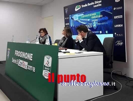 """""""La gestione di un nuovo stadio di calcio"""": presente la Polizia con la dr.ssa Chiapparelli"""