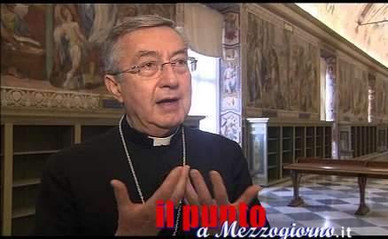 """""""Premio Internazionale San Tommaso D'Aquino"""" all'Arcivescovo Bruguès"""
