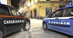 Coppia di pusher in manette a Frosinone, sorpresi con un chilo di canapa indiana