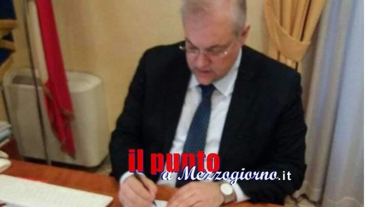 """AUDIO/1 – Azzerata la giunta a Cassino, D'Alessandro: """"Segreterie di partito fuori dal palazzo"""""""