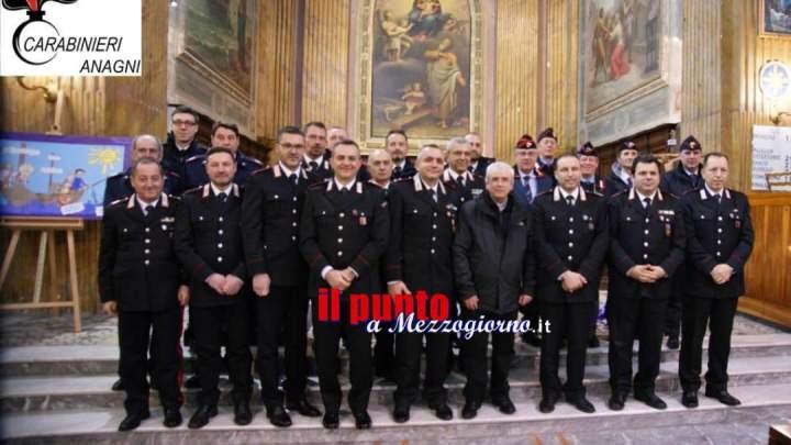 Anagni: I carabinieri hanno celebrato il Precetto Pasquale