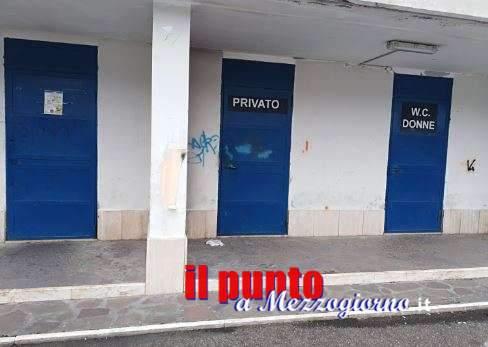 """Formia, ANA denuncia: """"Bagni pubblici chiusi al mercato, è mancanza di rispetto"""""""