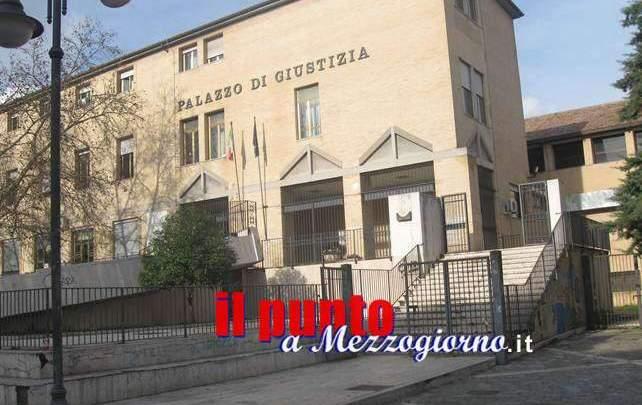 Accusato di aver aggredito un dipendente: assolto dal Tribunale di Cassino