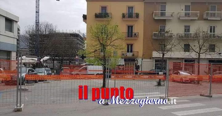 """Riqualificazione piazza XV Febbraio, Langiano: """"Nuovi spazi verdi e aggregativi per i cittadini"""""""