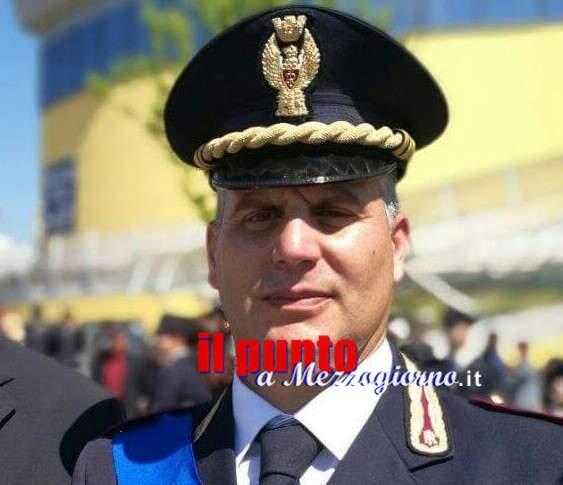 """Un poliziotto """"Cassinese"""" nel cuore della Calabria, Alessandro Tocco dirige il commissariato di Lamezia Terme"""