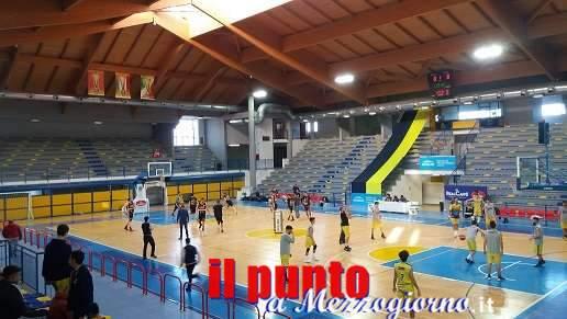 Basket: Veroli sbanca il Casaleno e vince il derby contro Scuba