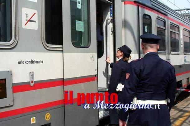 Formia, rubano uno smartphone ad una studentessa, arrestati dalla Polfer tre minori