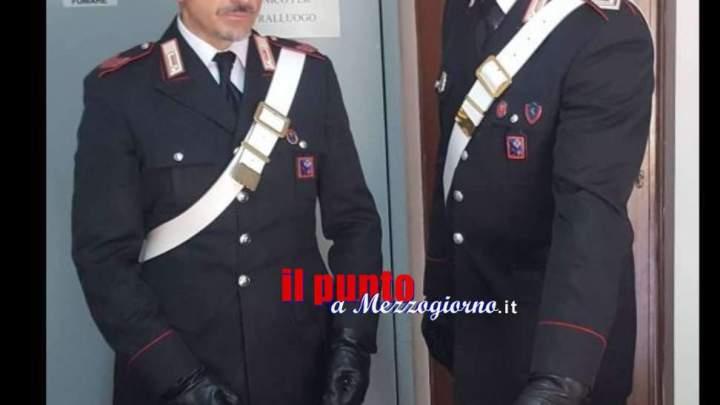 Cassino: Finisce in manette dopo aver tentato di uccidere il compagno