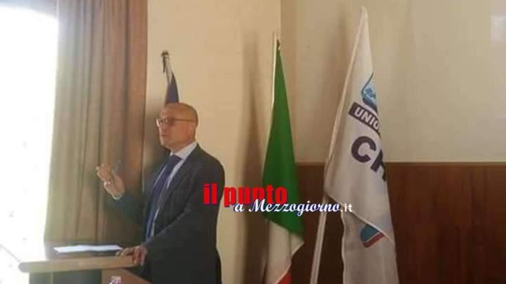 Enzo Valente confermato alla guida Ugl Chimici di Frosinone