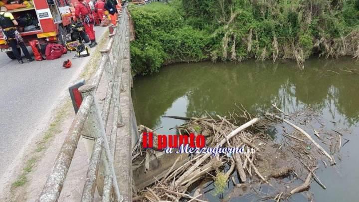 Altro morto nel fiume Sacco a Ceprano, il terzo nello stesso specchio d'acqua