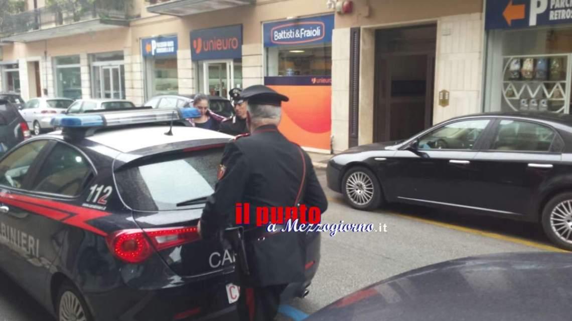 Accoltellamento in via Arigni a Cassino, uomo ferito gravemente